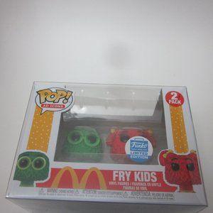 McDonald's Fry Kids Funko w/ protector